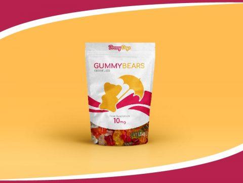 Gummibaerchen Verpackungs Design