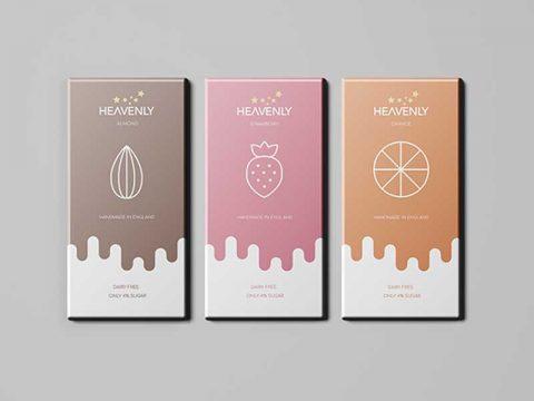Schokoladenverpackung Design